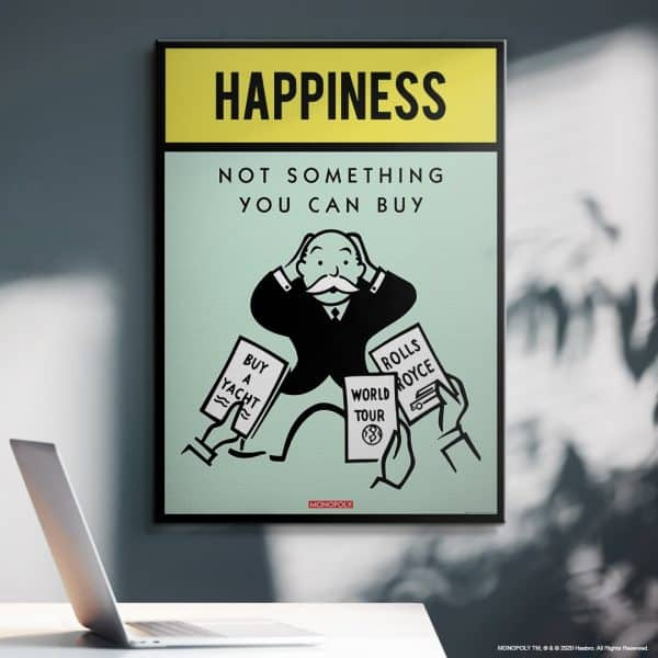 Monopoly - Happiness