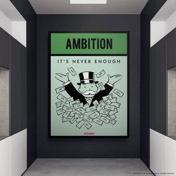 Monopoly - Ambition
