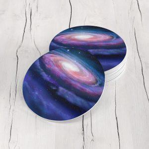 Porta Vasos Redondo Galaxia 01