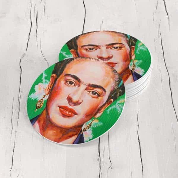 Porta Vasos Redondo Frida 15