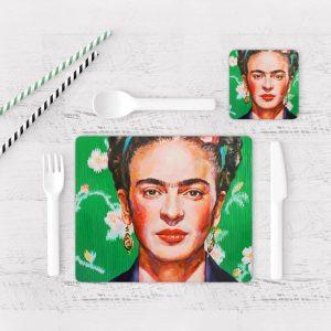 Individuales De Mesa Modernos para Comedor Frida 15