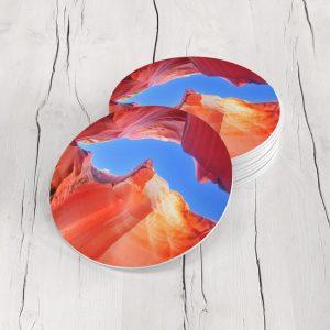 Porta Vasos Redondo Antelope Canyon 04