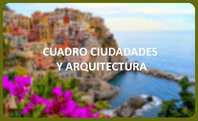 ciudades y arquitectura