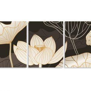 Cuadro Decorativos en Lienzo Modernos para Sala o Alcoba